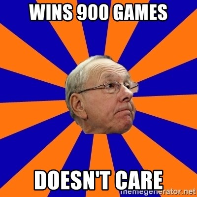 Jim Boeheim - Wins 900 Games Doesn't care