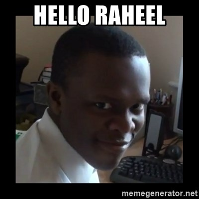 KSI RAPE  FACE - hello raheel