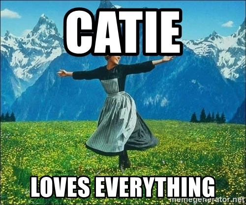 Look at all the things - Catie Loves everYthing