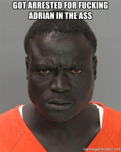 Misunderstood Prison Inmate - Got arrested for fuckinG Adrian in the ass