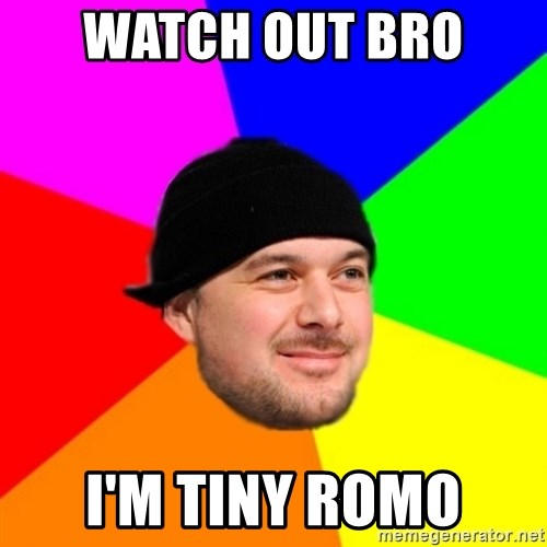 King Kool Savas - WATCH OUT BRO  I'M TINY ROMO