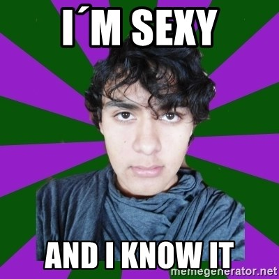 Juancacho - i´m sexy and i know it