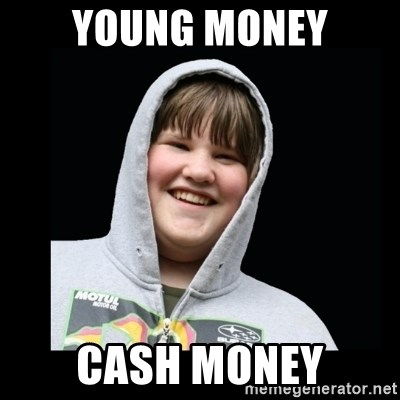 Samin makro - YOUNG MONEY CASH MONEY