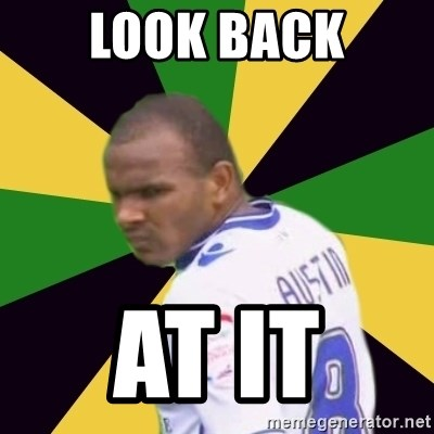 Rodolph Austin - LOOK BACK AT IT
