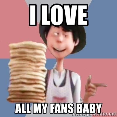 Aroused Once-ler - I LOVE ALL MY FANS BABY