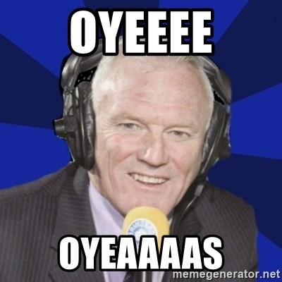 Optimistic Eddie Gray  - OYEEEE OYEAAAAS