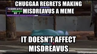 MISDREAVUS - Chuggaa regrets making misdreavus a meme it doesn't affect misdreavus