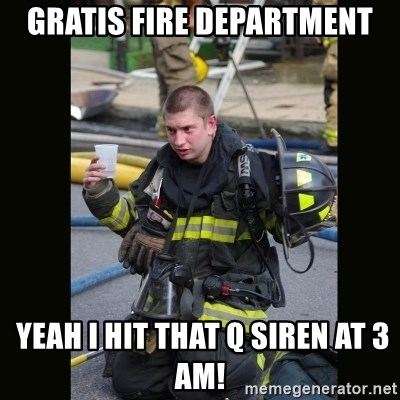 Furious Firefighter - gratis fire department  yeah i hit that Q siren at 3 AM!