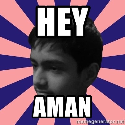 Los Moustachos - I would love to become X - HEY AMAN