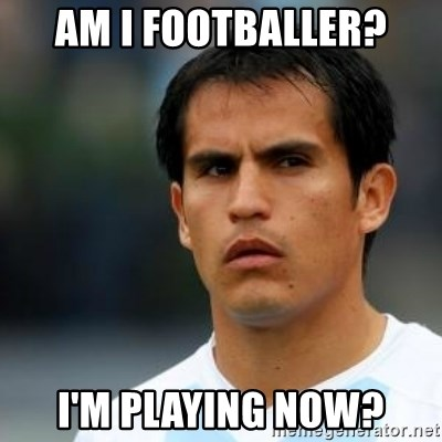 Conspiracy Ledesma II - AM I FOOTBALLER? I'M PLAYING NOW?