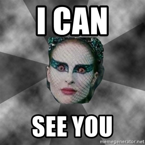 Black Swan Eyes - I CAN  SEE YOU
