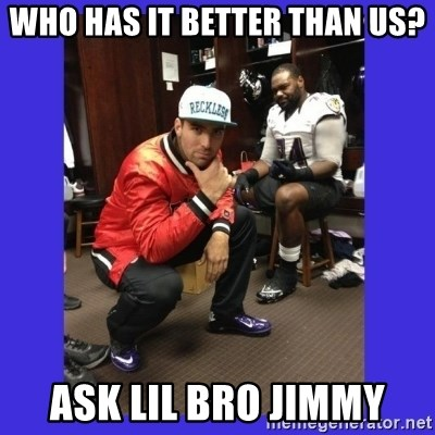 PAY FLACCO - Who has it better than us? ask lil bro jimmy