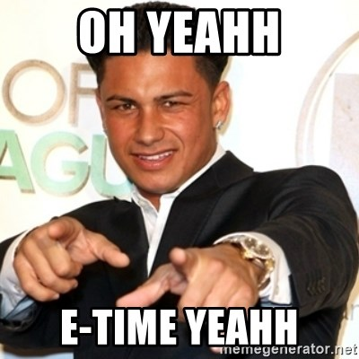 Pauly D Jersey Shore - oH yEAHH e-tIME yEAHH