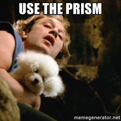 BuffaloBill - Use the prism