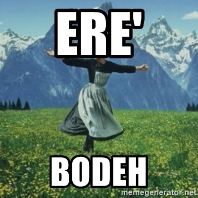 sound of music - ERE' BODEH