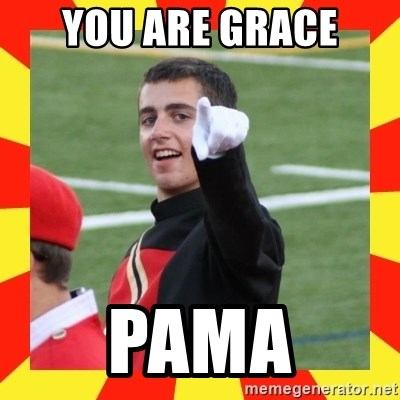 lovett - YOU ARE GRACE PAMA