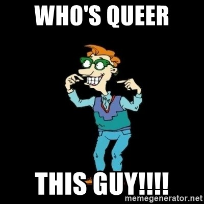 Drew Pickles: The Gayest Man In The World - WHO'S QUEER  THIS GUY!!!!