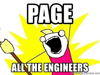 X ALL THE THINGS - page all the engineers
