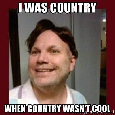 Free Speech Whatley - i was country when country wasn't cool