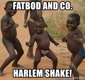 african children dancing - FATBOD AND CO. HARLEM SHAKE!
