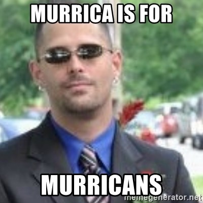 ButtHurt Sean - Murrica is for murricans