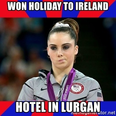 Mckayla Maroney Does Not Approve - won holiday to ireland hotel in lurgan