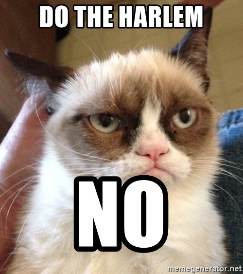 Mr angry cat - Do the harlem No