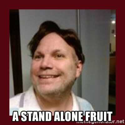 Free Speech Whatley -   a stand alone fruit