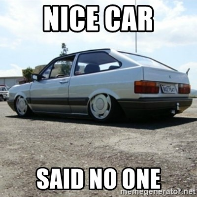 treiquilimei - NICE CAR SAID NO ONE