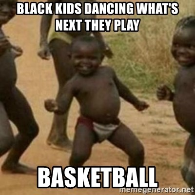 Black Kid - BLACK KIDS DANCING WHAT'S NEXT THEY PLAY BASKETBALL
