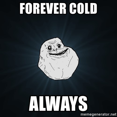 Forever Alone - Forever Cold Always