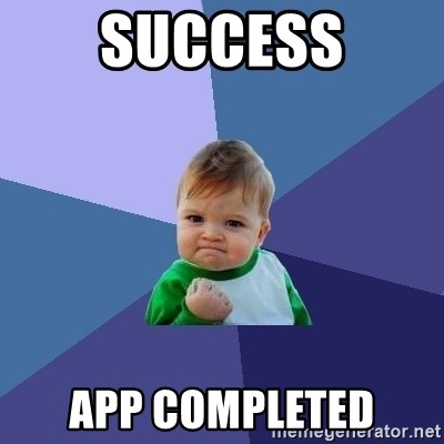 Success Kid - Success app completed