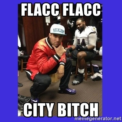 PAY FLACCO - Flacc Flacc  City Bitch