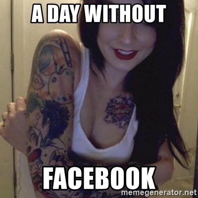 Alyssa Rosales - A DAY WITHOUT FACEBOOK