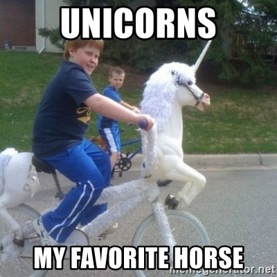 unicorn - UNICORNS MY FavORITE HORSE