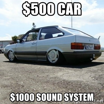 treiquilimei - $500 CAR $1000 SOUND SYSTEM