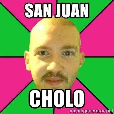Crazy Cody - san juan cholo