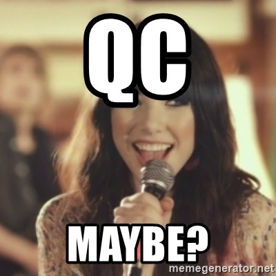 Carly Rae Jepsen Call Me Maybe - QC maybe?