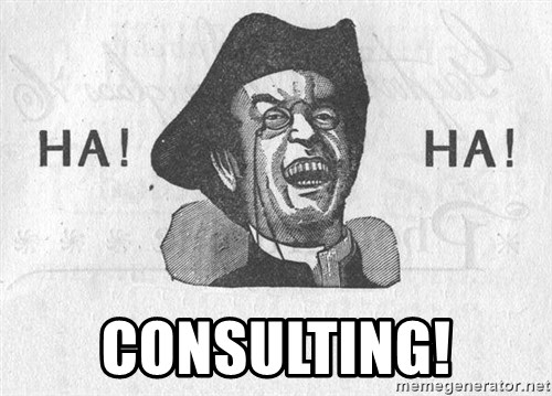 Ha Ha Guy -  ConsultinG!