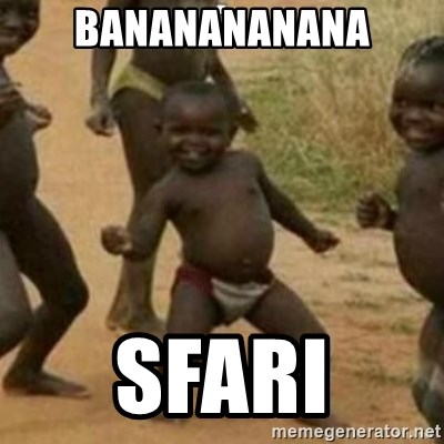 Black Kid - BANANANANANA SFARI