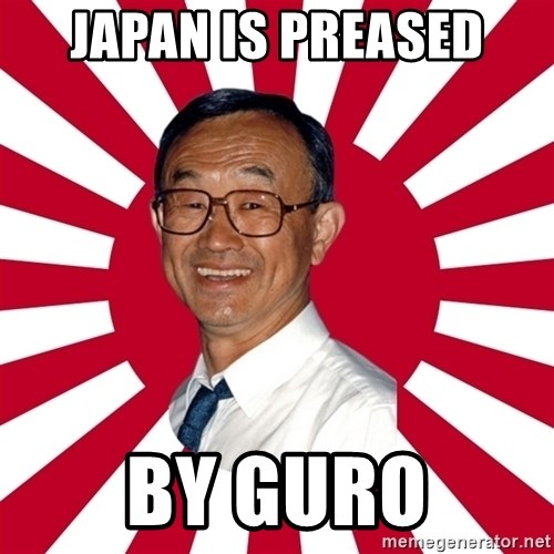 Crazy Perverted Japanese Businessman - japan is preased by guro