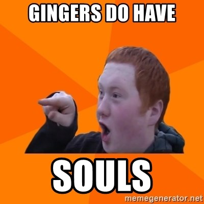 CopperCab Points - GINGERS DO HAVE SOULS