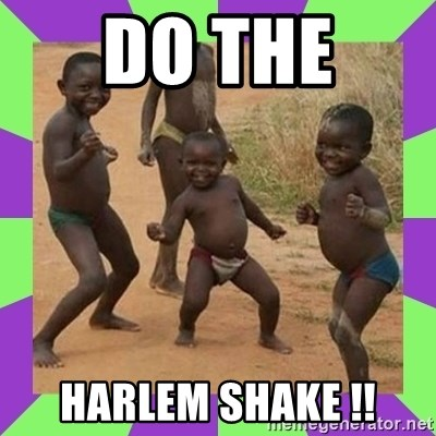 african kids dancing - DO THE  HARLEM SHAKE !!