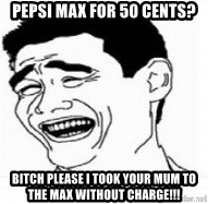Yao Ming 5 - PEPSI MAX FOR 50 CENTS? BITCH PLEASE I TOOK YOUR MUM TO THE MAX WITHOUT CHARGE!!!