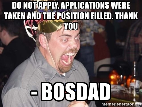 OMG it spins - DO NOT APPLY, APPLICATIONS WERE TAKEN AND THE POSITION FILLED. THANK YOU - Bosdad