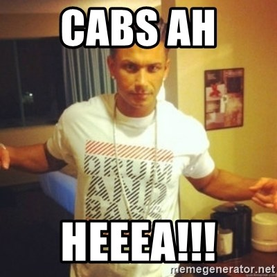 Drum And Bass Guy - CABS AH  HEEEA!!!