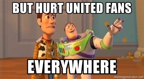 Consequences Toy Story - But hurt UNITED fans EVERYWHERE