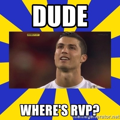 CRISTIANO RONALDO INYUSTISIA - Dude where's rvp?