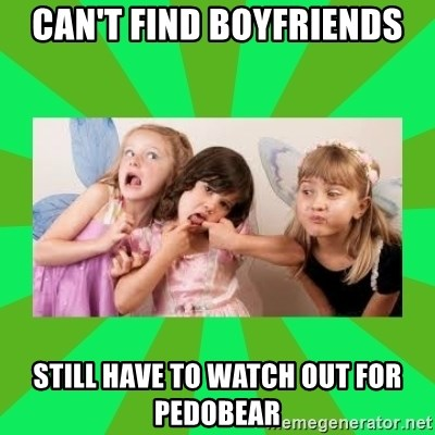 CARO EMERALD, WALDECK AND MISS 600 - can't find boyfriends still have to watch out for pedobear