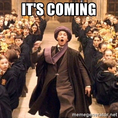 professor quirrell - IT's ComING